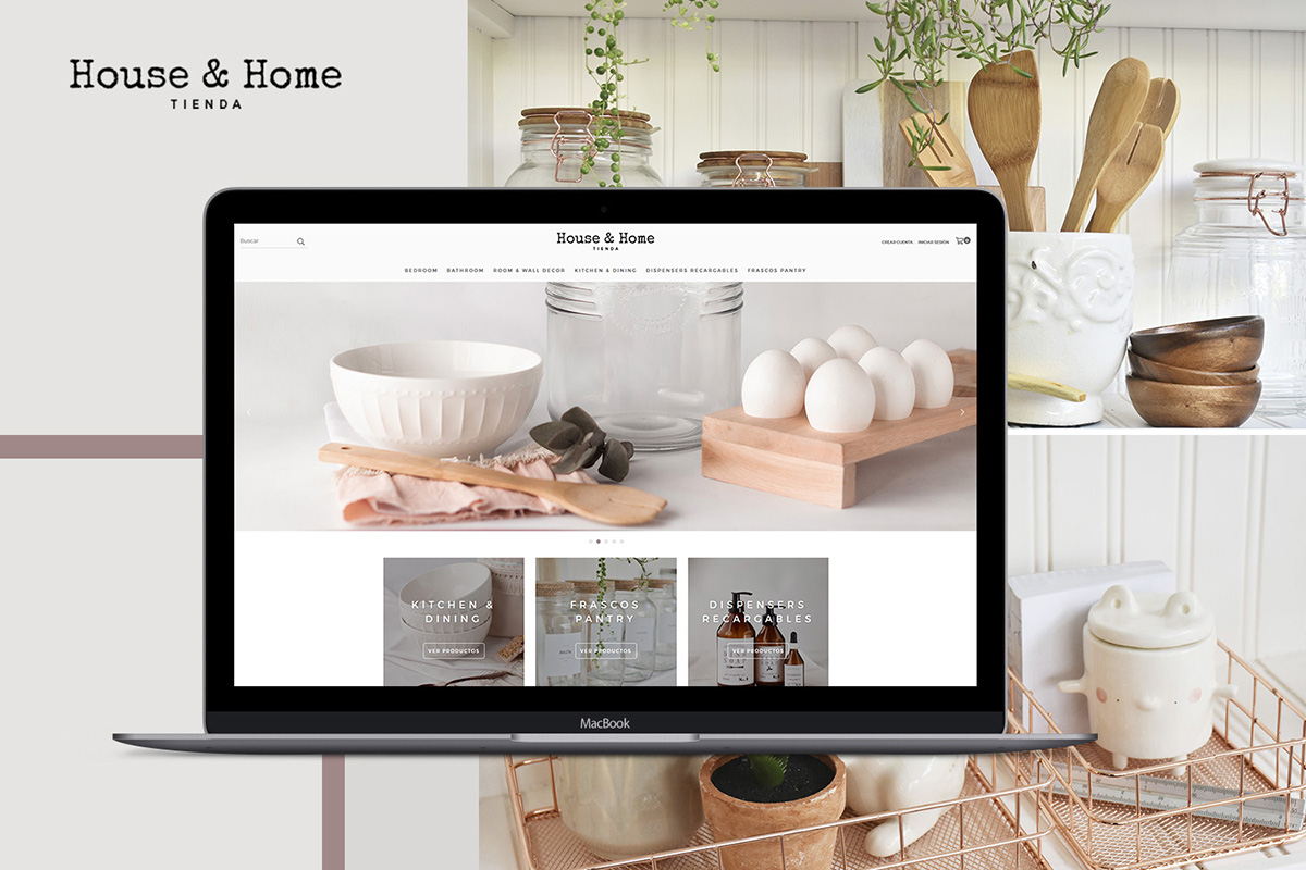 House & Home - Online Store